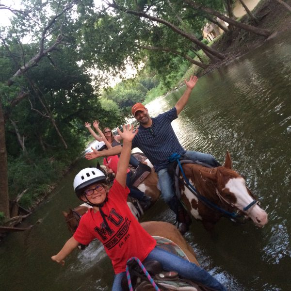 Children and family rides are a great way to get out and explore the area.