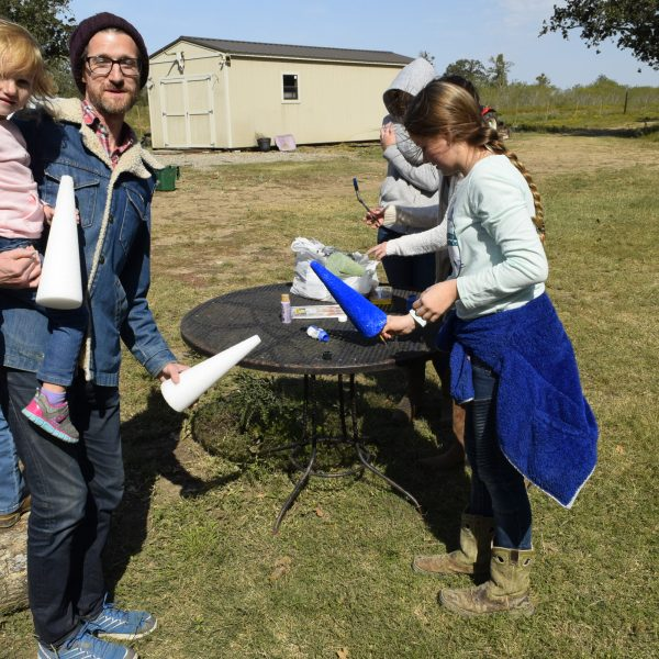 Free family activities in Lockhart Texas